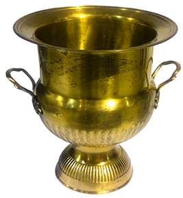 Gold Champagne Bucket-Oversized