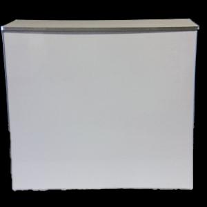 Small White Laminate Bar